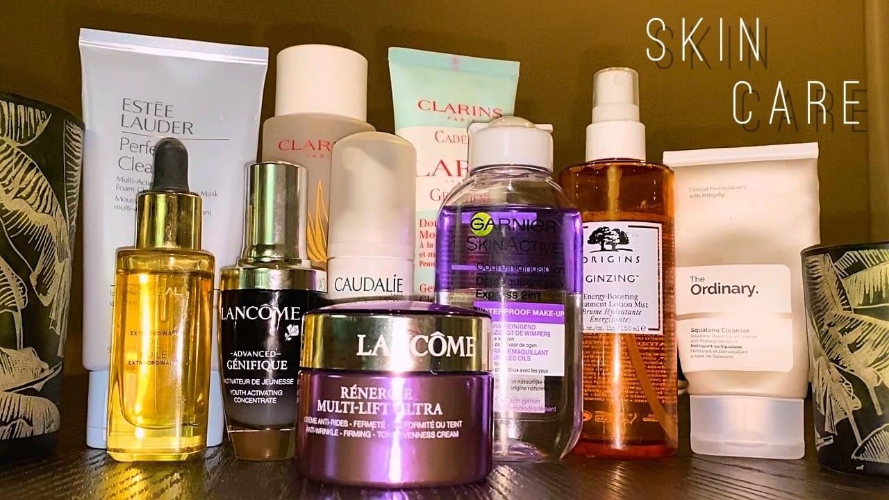 Alles over huidverzorging