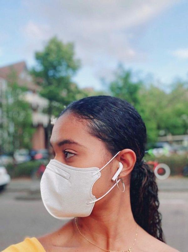 BMT 2D facemask