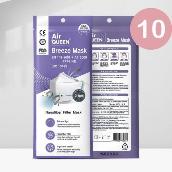 AirQueen 10 pack